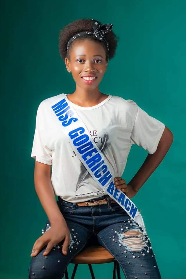 Miss Earth Sierra Leone 2019 - Candidates Fb_i8535