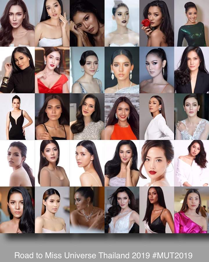Road to Miss Universe THAILAND 2019! Fb_i8570