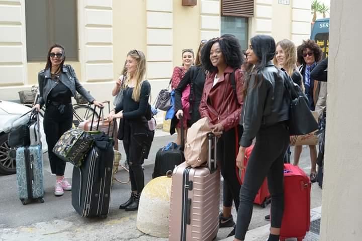 MISS MONDO ITALIA 2019 is Campania!! Fb_i8800