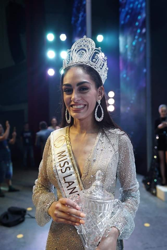 Miss Landscapes International 2019 is Treisy Cuevas Torres of the United States Fb_i8952