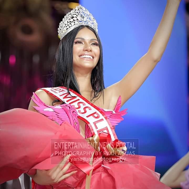 MISS UNIVERSE PHILIPPINES 2019: Gazini Ganados  Fb_i8998