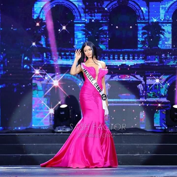 MISS UNIVERSE PHILIPPINES 2019: Gazini Ganados  Fb_i9011