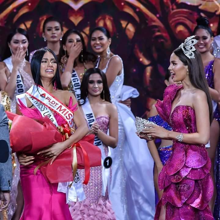 MISS UNIVERSE PHILIPPINES 2019: Gazini Ganados  Fb_i9027
