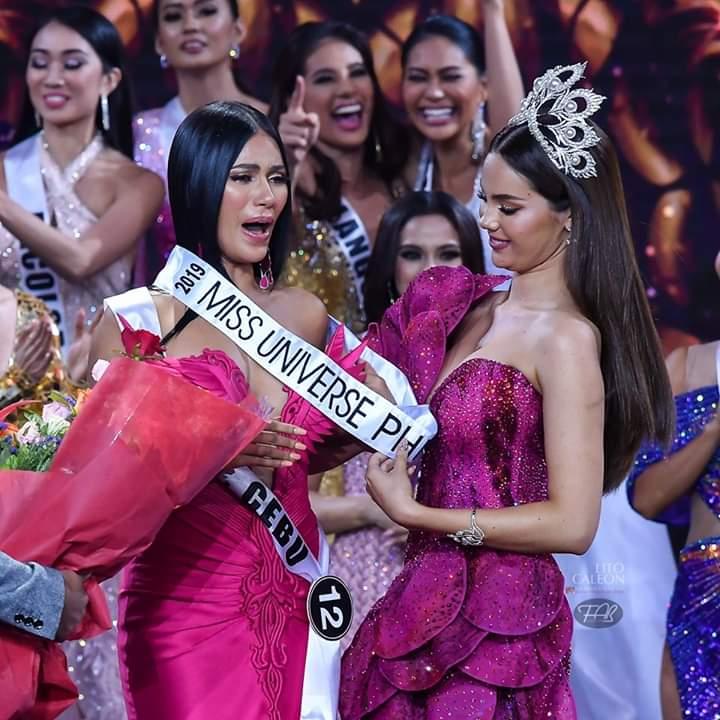 MISS UNIVERSE PHILIPPINES 2019: Gazini Ganados  Fb_i9028