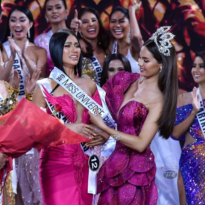 MISS UNIVERSE PHILIPPINES 2019: Gazini Ganados  Fb_i9030