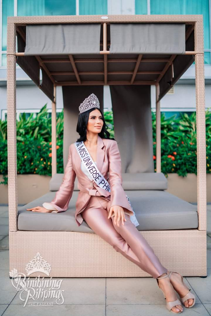 MISS UNIVERSE PHILIPPINES 2019: Gazini Ganados  Fb_i9033