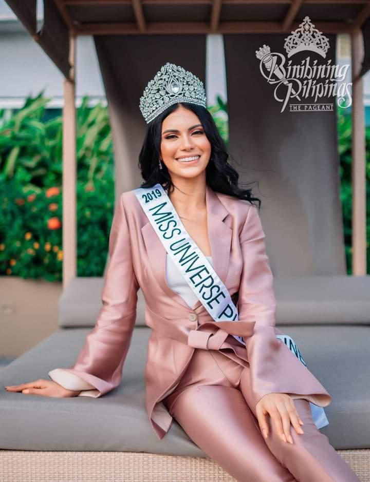 MISS UNIVERSE PHILIPPINES 2019: Gazini Ganados  Fb_i9034