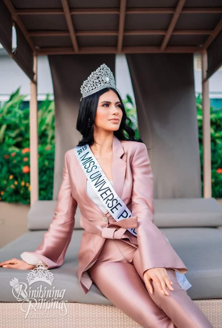 MISS UNIVERSE PHILIPPINES 2019: Gazini Ganados  Fb_i9035