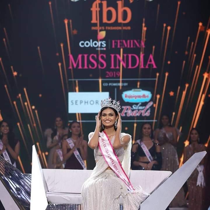 MISS FEMINA INDIA 2019: Suman Rao  Fb_i9117
