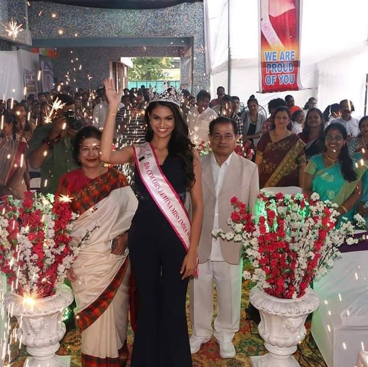 MISS FEMINA INDIA 2019: Suman Rao  Fb_i9327