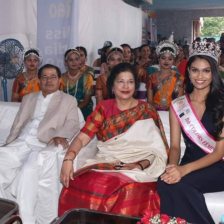 MISS FEMINA INDIA 2019: Suman Rao  Fb_i9329