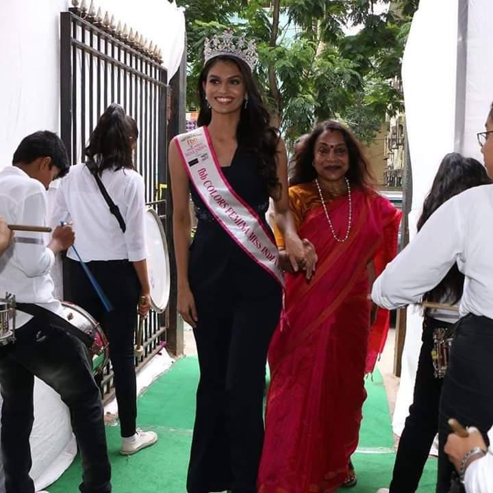 MISS FEMINA INDIA 2019: Suman Rao  Fb_i9330