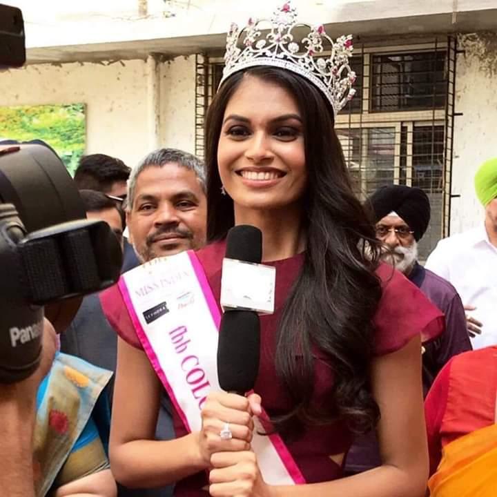 MISS FEMINA INDIA 2019: Suman Rao  Fb_i9335
