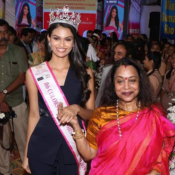 MISS FEMINA INDIA 2019: Suman Rao  Fb_i9336