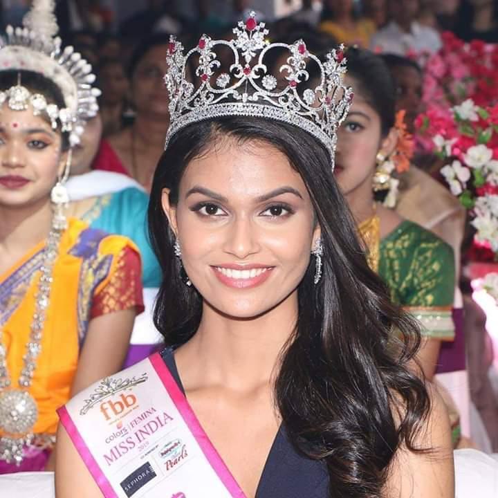 MISS FEMINA INDIA 2019: Suman Rao  Fb_i9337