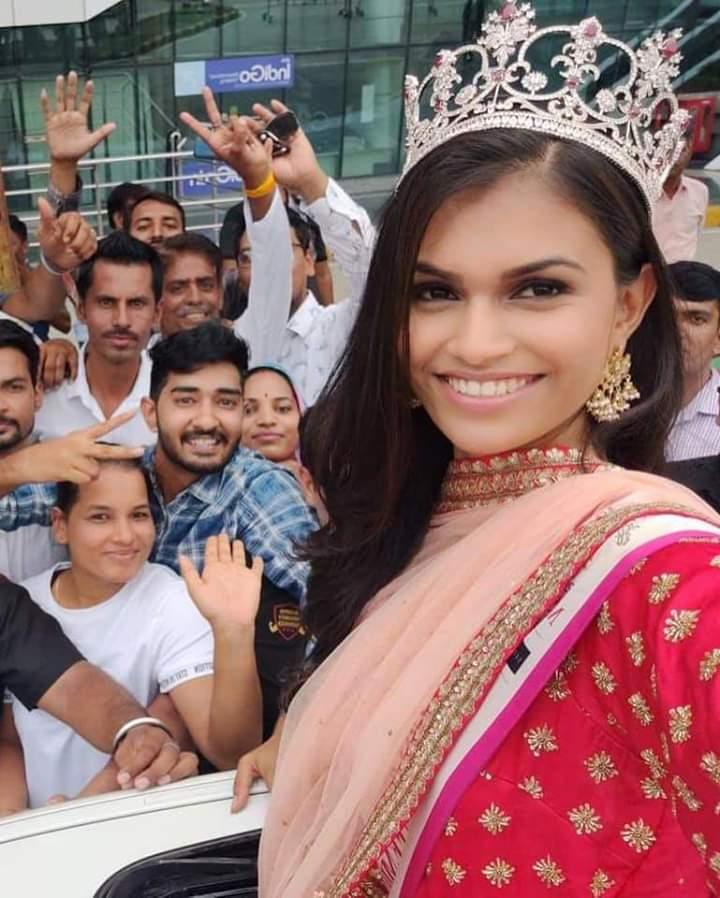 MISS FEMINA INDIA 2019: Suman Rao  Fb_i9402