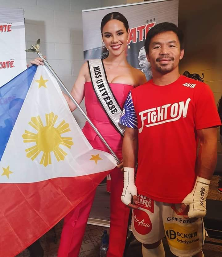 ♔ The Official Thread of MISS UNIVERSE® 2018 Catriona Gray of Philippines ♔ - Page 17 Fb_i9727