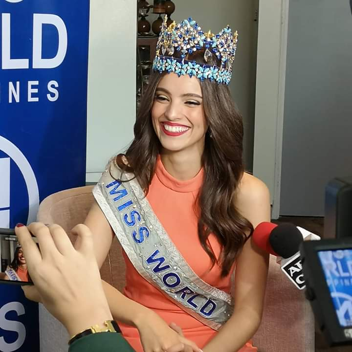 Official Thread of Miss World 2018 ® Vanessa Ponce De León - MEXICO - Page 6 Fb_i9833