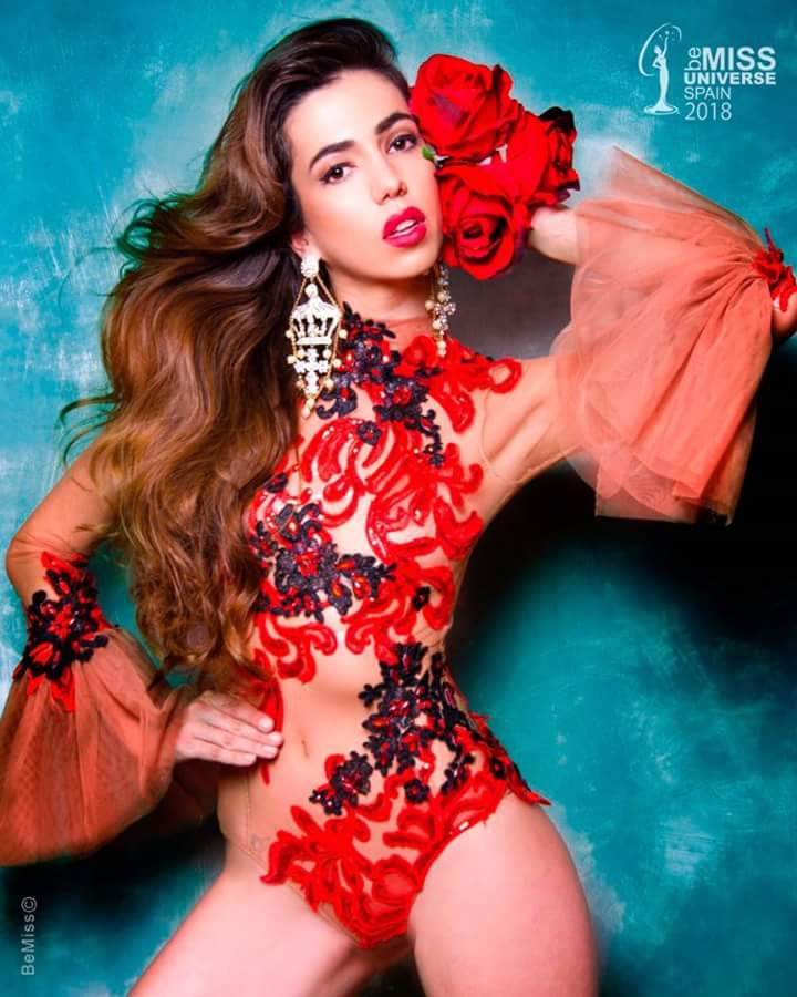 Road to Miss Universe SPAIN 2018 - is Angela Ponce a transgender woman - Page 2 Fb_im308