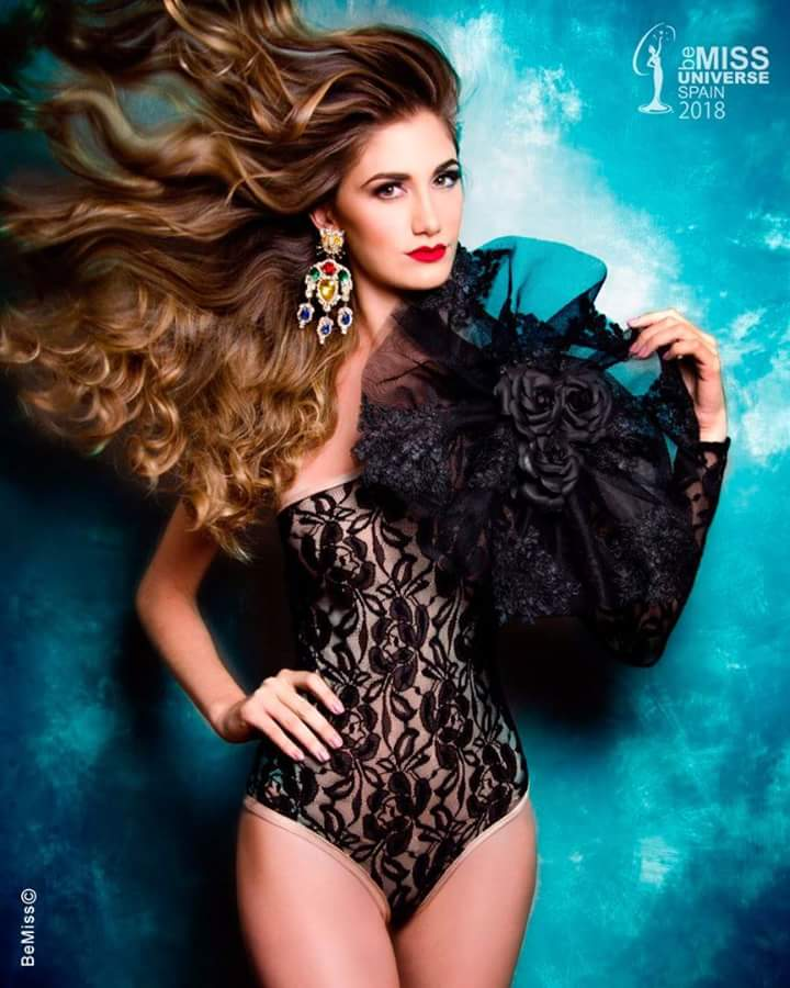 Road to Miss Universe SPAIN 2018 - is Angela Ponce a transgender woman - Page 2 Fb_im314
