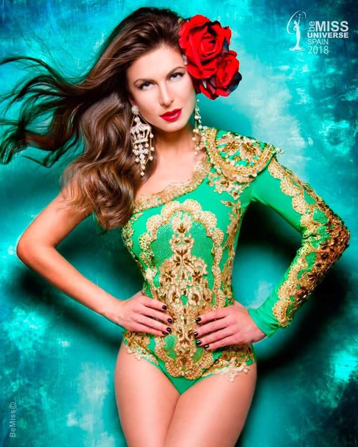 Road to Miss Universe SPAIN 2018 - is Angela Ponce a transgender woman - Page 2 Fb_im364