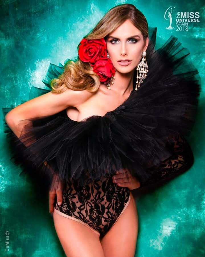 Road to Miss Universe SPAIN 2018 - is Angela Ponce a transgender woman - Page 2 Fb_im366