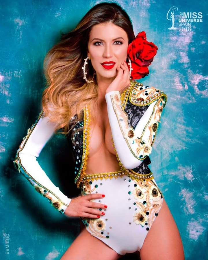 Road to Miss Universe SPAIN 2018 - is Angela Ponce a transgender woman - Page 2 Fb_im367