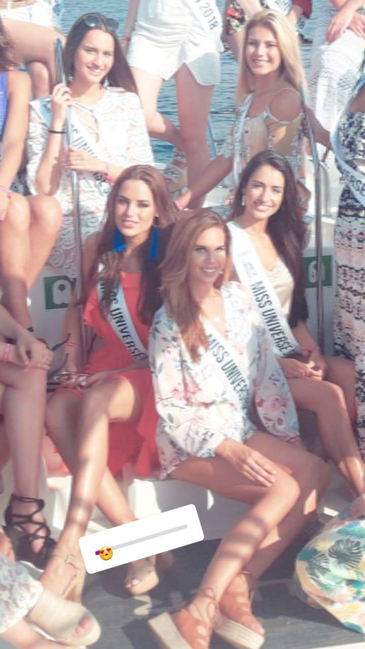 Road to Miss Universe SPAIN 2018 - is Angela Ponce a transgender woman - Page 3 Fb_im514