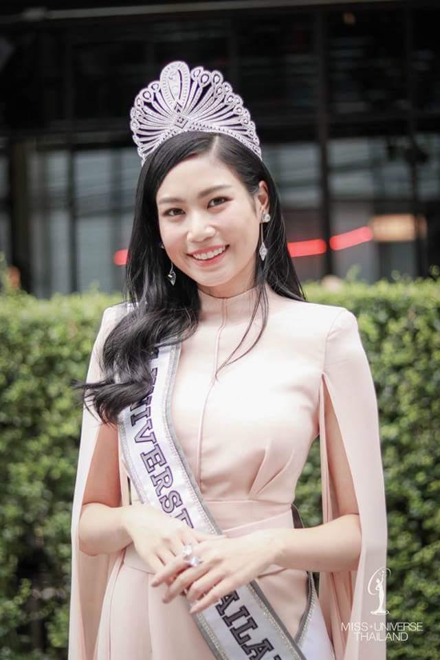 Sophida Kanchanarin (THAILAND 2018) - Page 2 Fb_im683