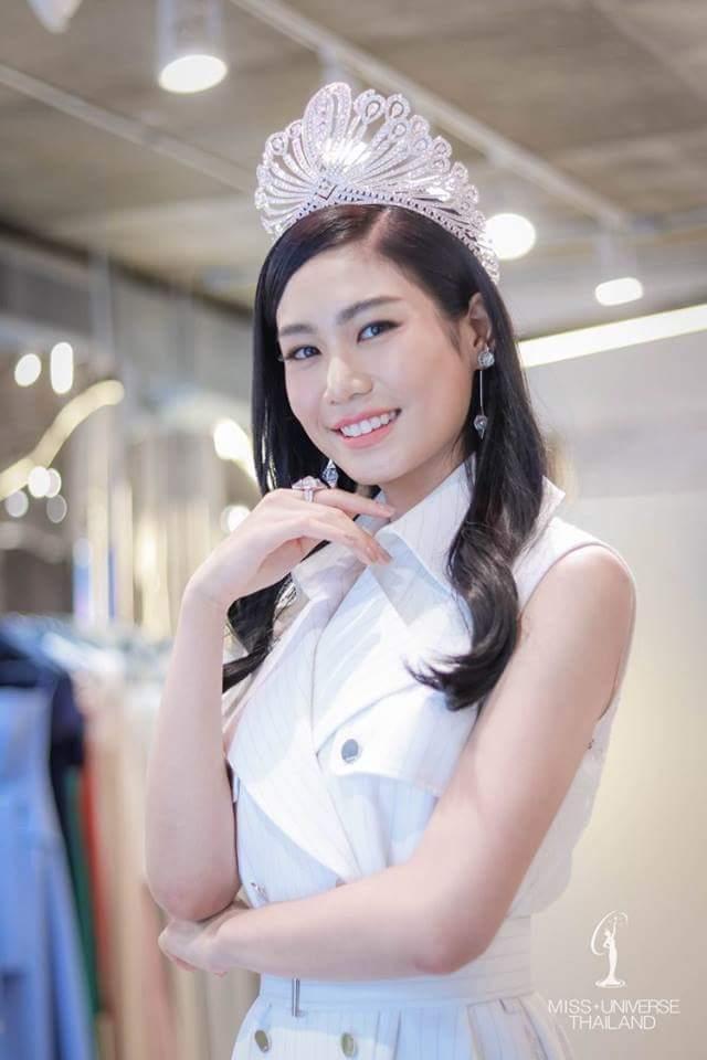 Sophida Kanchanarin (THAILAND 2018) - Page 2 Fb_im688