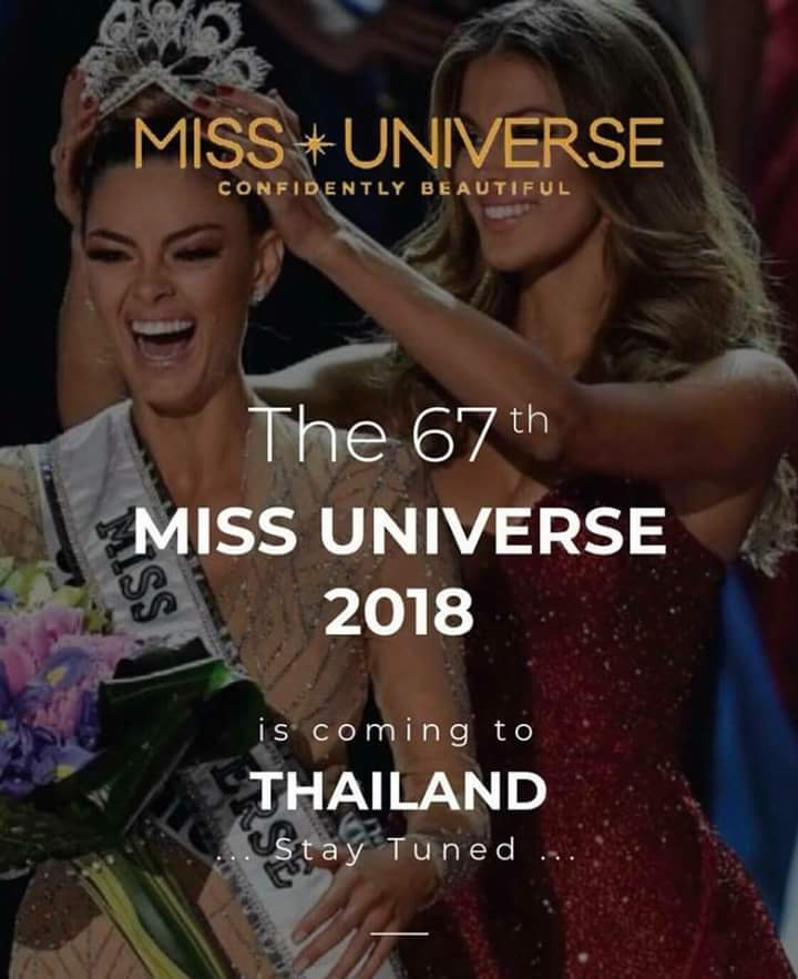 Miss Universe 2018 will be held in Bangkok, Thailand on December 16 - Page 2 Fb_im769