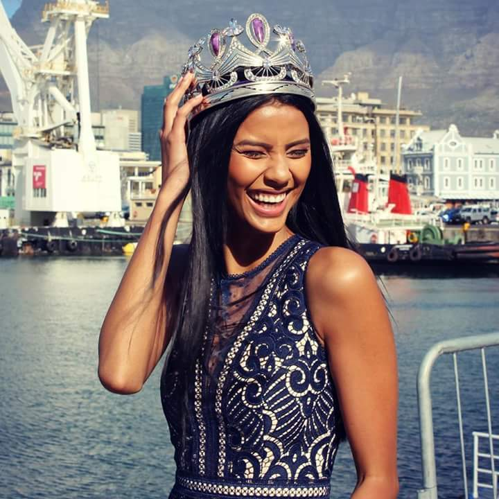 Tamaryn Green (SOUTH AFRICA 2018) - Page 2 Fb_img35