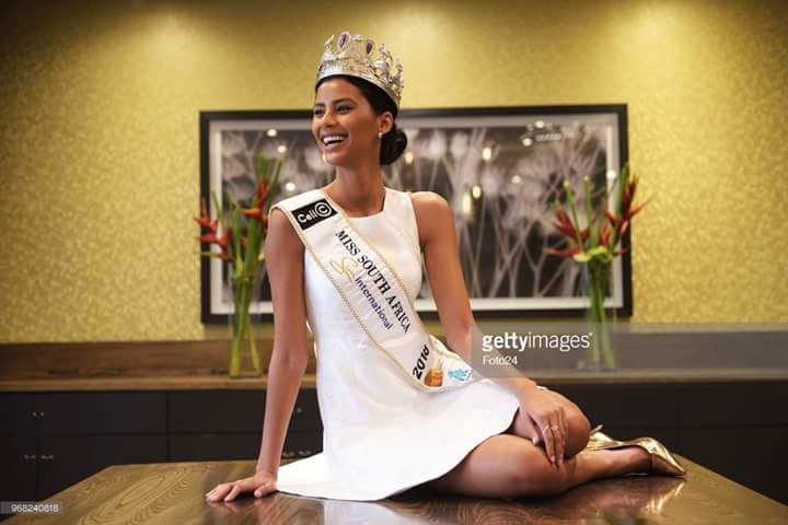Tamaryn Green (SOUTH AFRICA 2018) - Page 2 Fb_img69
