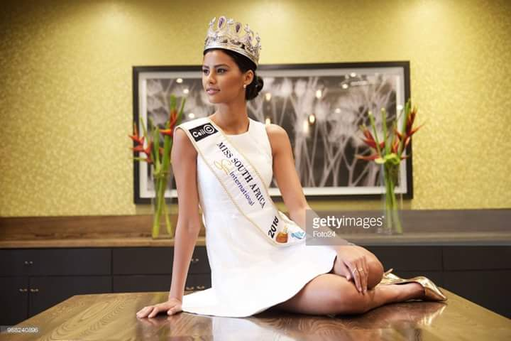 Tamaryn Green (SOUTH AFRICA 2018) - Page 2 Fb_img70