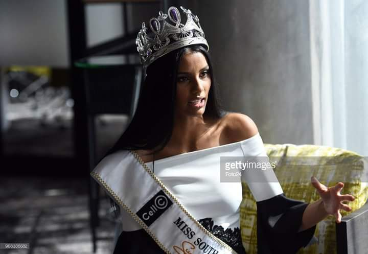 Tamaryn Green (SOUTH AFRICA 2018) - Page 2 Fb_img79