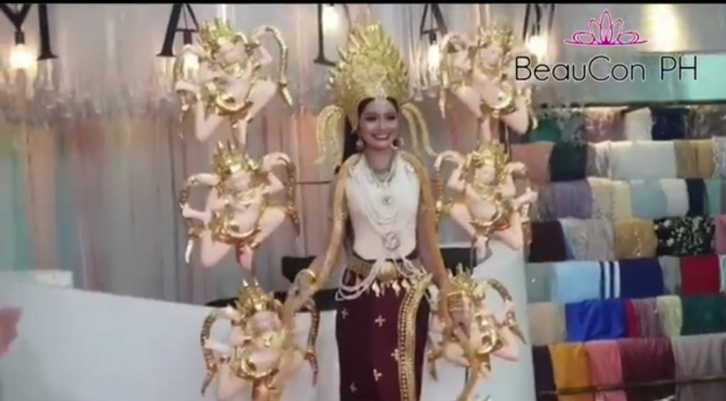 MISS UNIVERSE 2019 - NATIONAL COSTUMES Screen13