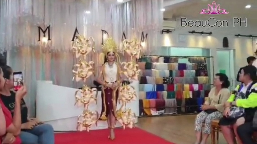 MISS UNIVERSE 2019 - NATIONAL COSTUMES Screen14