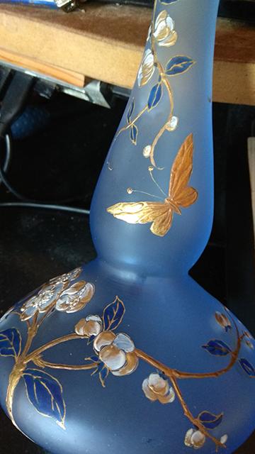 Vase à identifier SVP 2019-014
