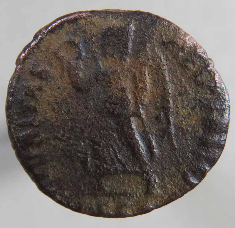 Valens, AE3 RIC 18. Img_8820