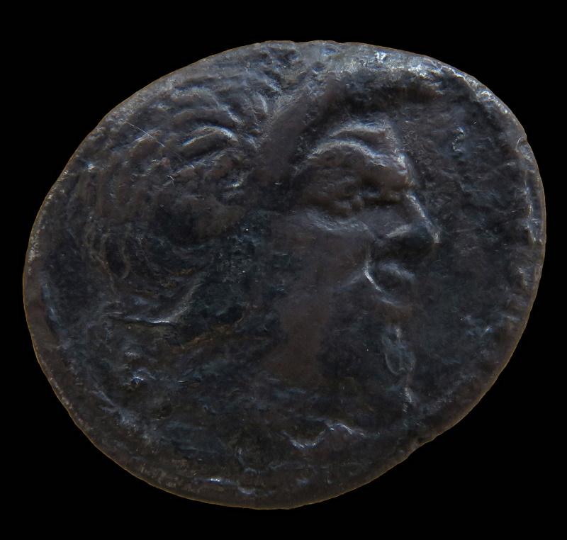 Denier Vibia, Caius Vibius Pansa, 1434VI. Img_9516