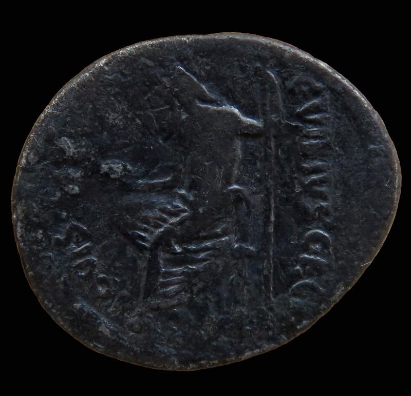 Denier Vibia, Caius Vibius Pansa, 1434VI. Img_9517