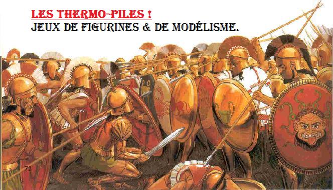 Les Thermo-Piles, club de jeux de figurines et de modélisme