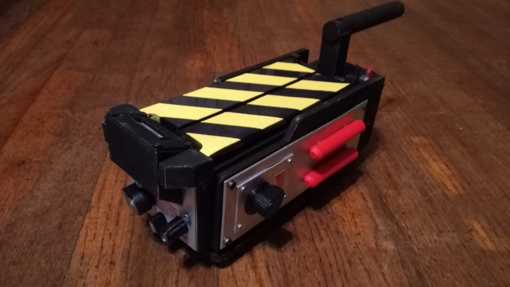 Ghostbusters Ghost Trap Prop Img_2031
