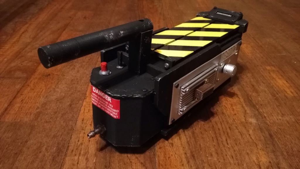 Ghostbusters Ghost Trap Prop Img_2032