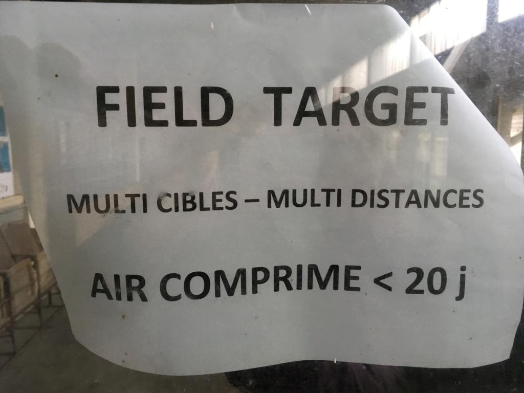 Du tir Air Comprimé  autrement au détriment de la 22lr ?? Hunter11