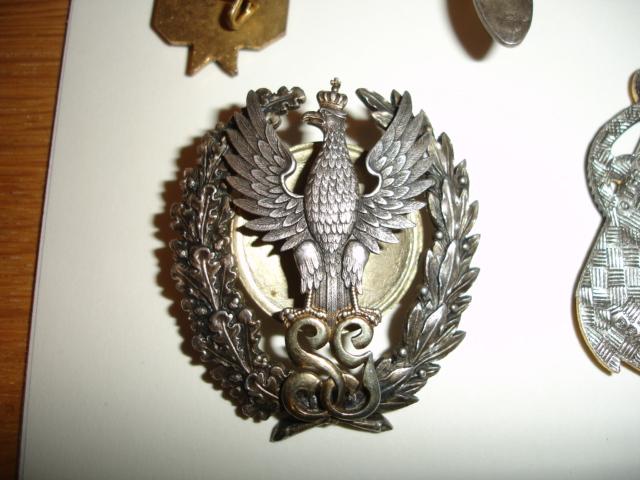 insigne en argent polonais à idendifier Dsc08612