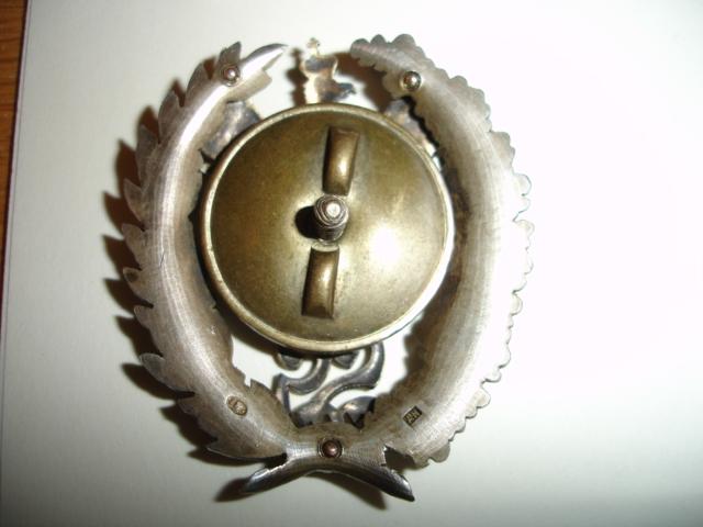 insigne en argent polonais à idendifier Dsc08613