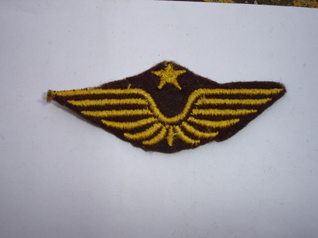 insigne tissu armée de l'air à identifier Dsc08817