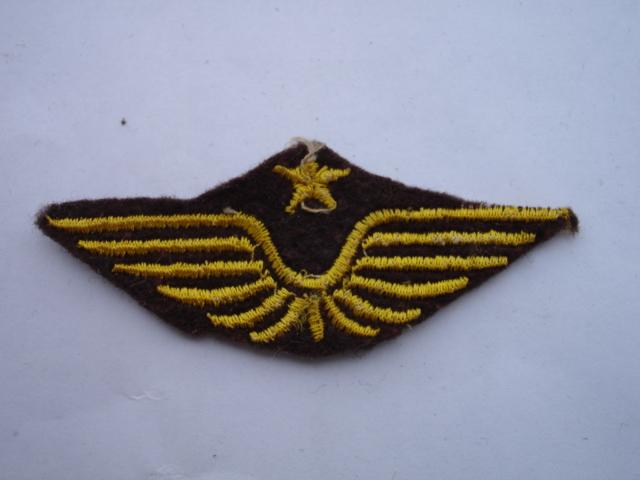 insigne tissu armée de l'air à identifier Dsc08818