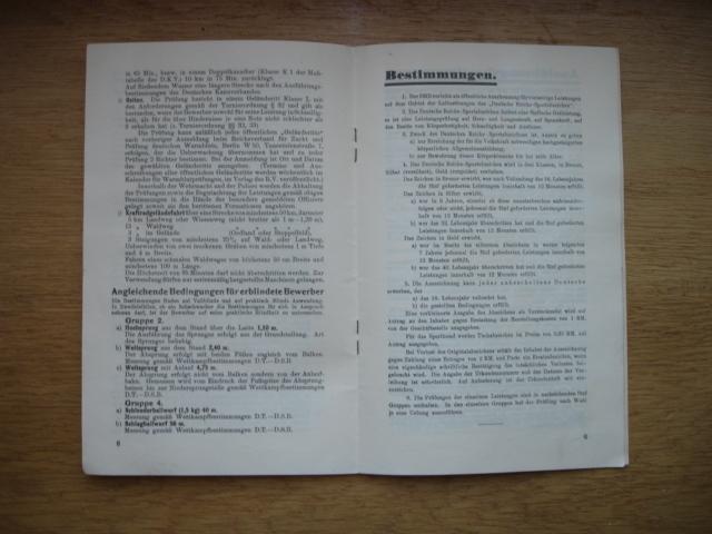 livret deutsches reichs sportabzeichen Dsc09103